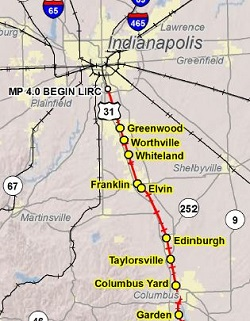Louisville To Indiana Service Improvement Plan Csx Com