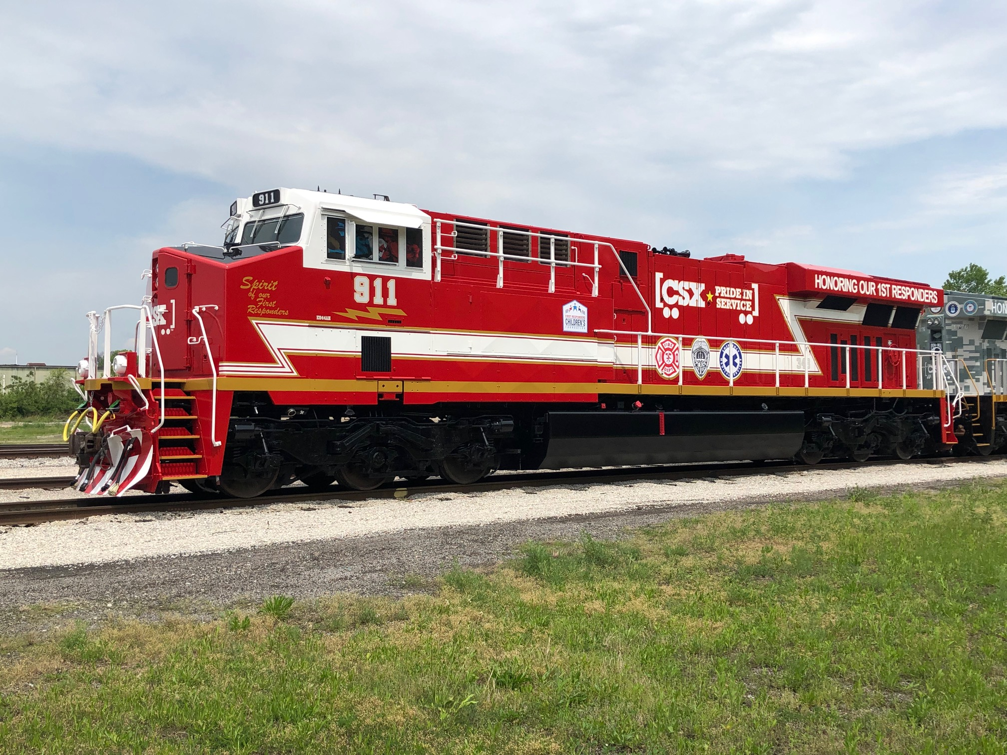 Image result for csx 911