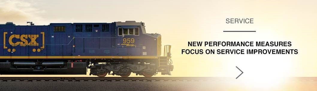 Csx Is Committed To Being The Safest And Most Progressive Railroad In North America